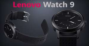 Lenovo Watch 9 Bluetooth Smartwatch Fitness Tracker Support iOS & Android