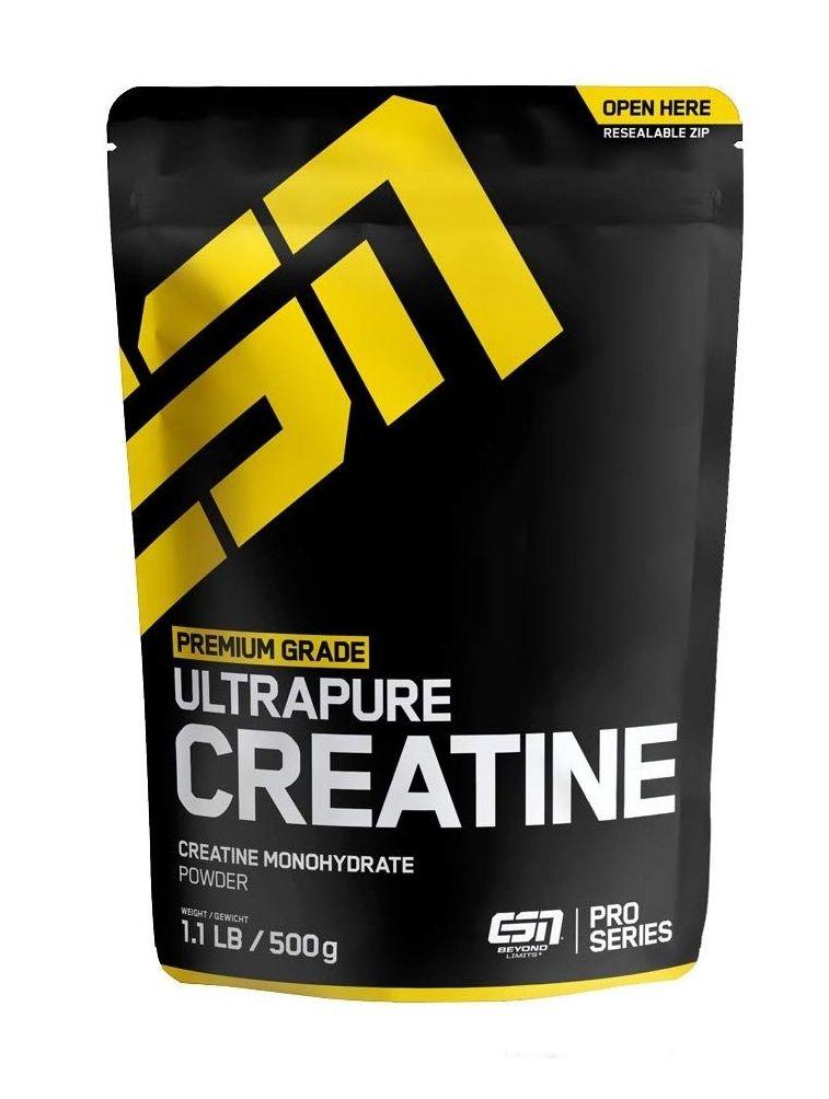 [Prime Day] ESN Ultrapure Creatine Monohydrate, 500g, 8,49€