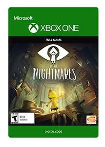 Little Nightmares (Xbox One Digital Code) für 6,84€ (Amazon US)