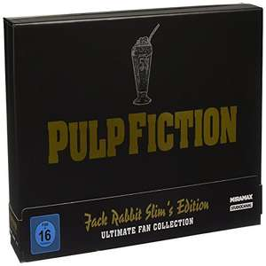 [amazon.de Prime Day] Pulp Fiction - Jack Rabbit Slim's Edition - Ultimate Fan Collection [Blu-ray] für 29,97 EUR (Blitzangebot)