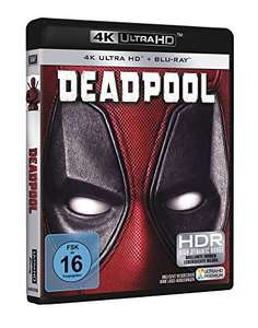 [Amazon Prime Days] Deadpool 4K Ultra HD Blu-ray Disc