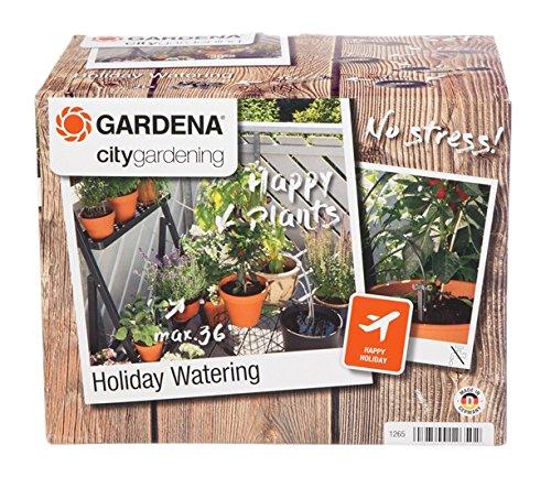 Gardena Urlaubsbewässerung für 54,99€ -  bis zu 36 Topfpflanzen im Urlaub versorgen Amazon Prime Day