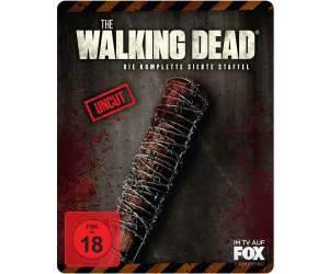 The Walking Dead - Staffel 7 (Exklusive Steelbook-Edition) [Blu-ray] für 23€ [Mediamarkt]