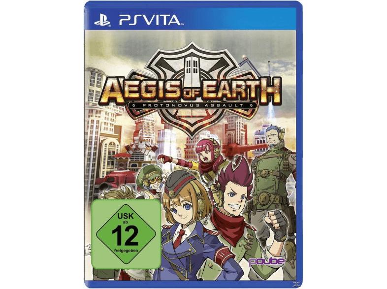 Aegis of Earth: Protonovus Assault [PS Vita]