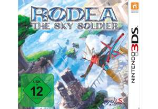 Rodea: The Sky Soldier [Nintendo 3DS] für 5€ bei Media Markt