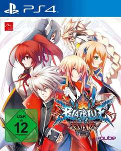 BlazBlue Chrono Phantasma Extend (PS4 & Xbox One) & BlazBlue: Central Fiction (PS4) für je 9€ versandkostenfrei (Media Markt & Amazon Prime)