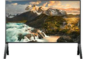 "SONY KD-100ZD9 - 100"" - 4K - 3D - 1200Hz XR Smart TV"