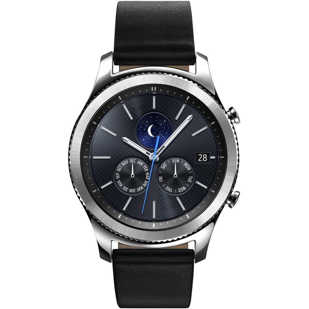 Samsung Gear S3 Classic - Smartwatch