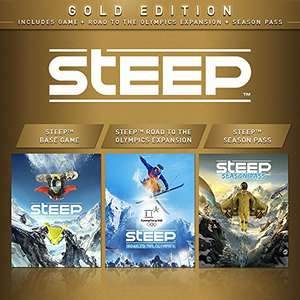 Steep Winter Games Gold Edition UPLAY-Key (Nur PRIME)