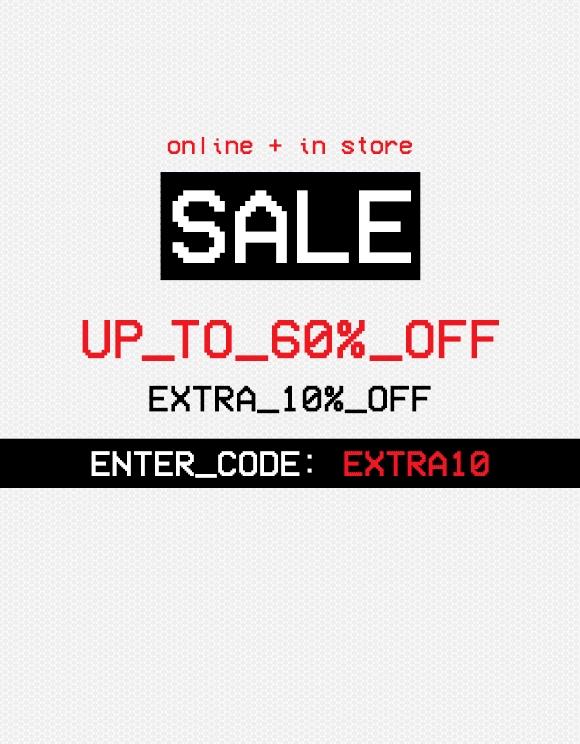Offspring 10 % auf Sale- Artikel