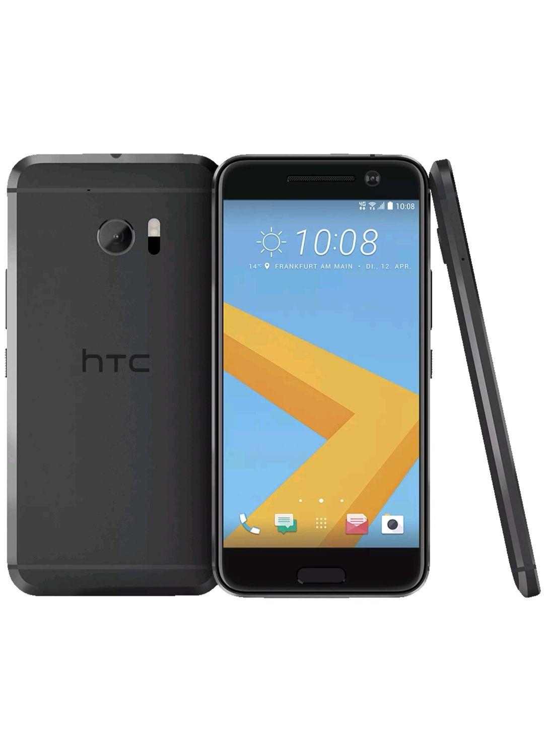 HTC 10 32GB Schwarz oder Gold Media Markt über Ebay mit USA Umzug Gutschein