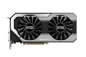 [Amazon.de] Palit GeForce GTX 1060 Jetstream 6GB Grafikkarte, 1x DVI, 1x HDMI 2.0b, 3x DisplayPort 1.4