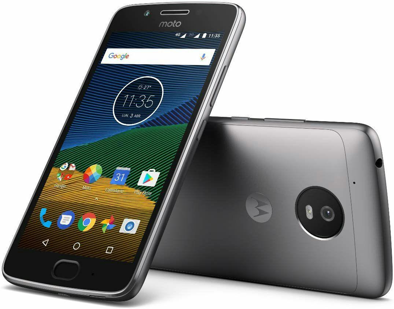 Lenovo Moto G5 Smartphone 5'' - FHD IPS, Snapdragon 430, (3 GB Version), 16GB, Dual-SIM (Amazon.es)
