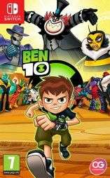 Ben 10(Switch)