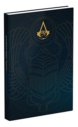 Assassin's Creed Origins: Official Collector's Edition Guide / Lösungsbuch von Prima Games (Englisch, 352 Seiten, Gebundene Ausgabe) @amazon.de