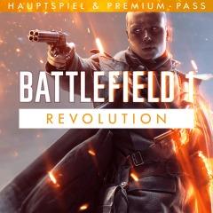 Battlefield 1 - Revolution Edition (Hauptspiel + Premium Pass) für 13,99€ bzw. Premium Pass für 8,99€ [psn]