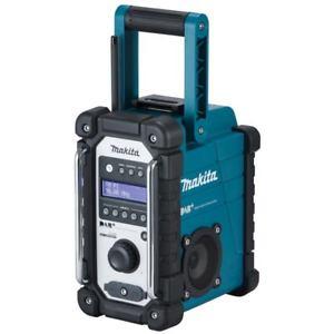 Makita DMR110 Baustellenradion mit Umzug nach Kanada