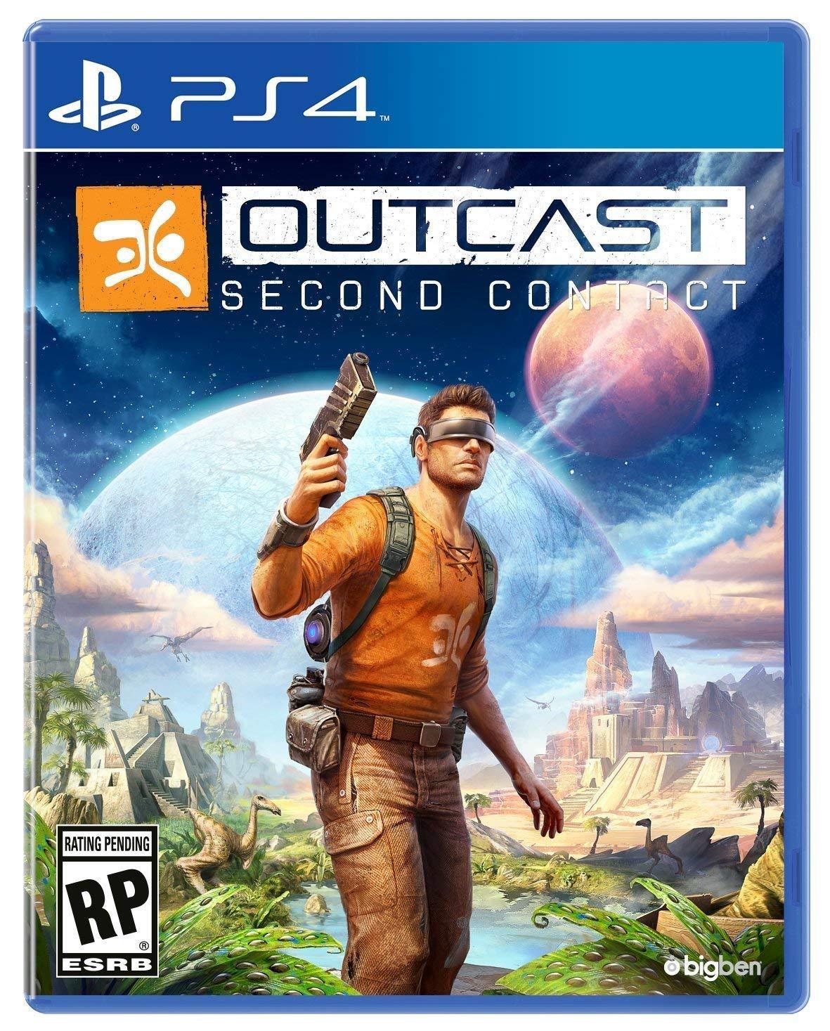 Outcast: Second Contact (PS4) für 17,12€ (Amazon ES)
