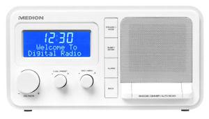 "Medion DAB Radio LIFE E66397 (günstigstes DAB stand Radio) ""B-Wäre"""