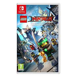 The LEGO Ninjago Movie Game: Videogame (Switch) für 24,36€ (Amazon ES)
