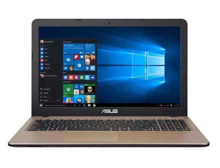 """Asus VivoBook F540LA-DM1155 / 15.6"""" Full-HD / Intel Core i3-5005U / 8GB RAM / 128GB SSD / DVD-Laufwerk / USB-C / Linux / 1.9kg Gewicht"""