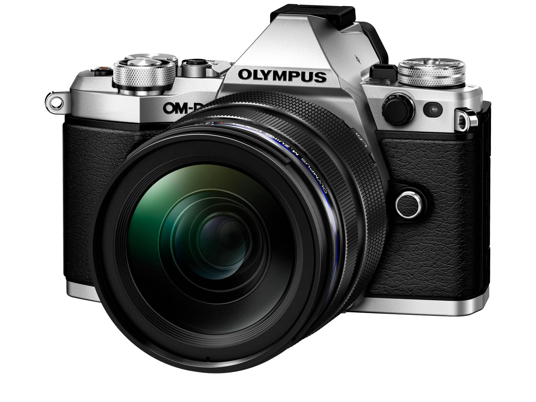 Kamera Olympus OM-D E-M5 Mark II Kit (silber) mit M.ZUIKO 12-40 pro Objektiv - nur noch bis morgen effektiv für 1199 Euro durch Gutschein und Cashback