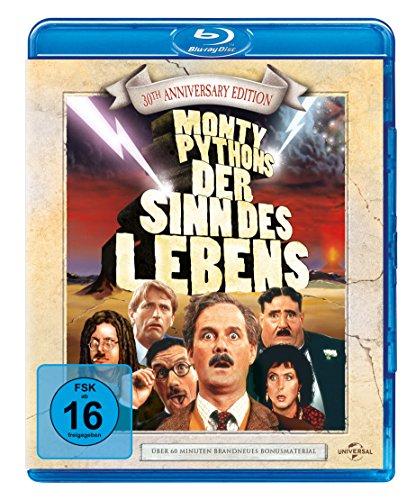 Der Sinn des Lebens - 30th Anniversary Edition (Blu-ray) für 5,73€ (Amazon Prime)