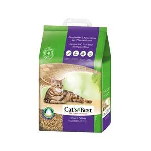 Cats Best - Catsbest Nature Gold Katzenstreu 20L - 10KG (Amazon Prime)