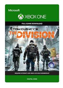 Tom Clancy's The Division (Xbox One Digital Code) für 8,60€ (Amazon US)