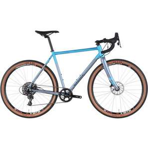 Vitus Substance V2 Gravel Bike (Apex1) 2018