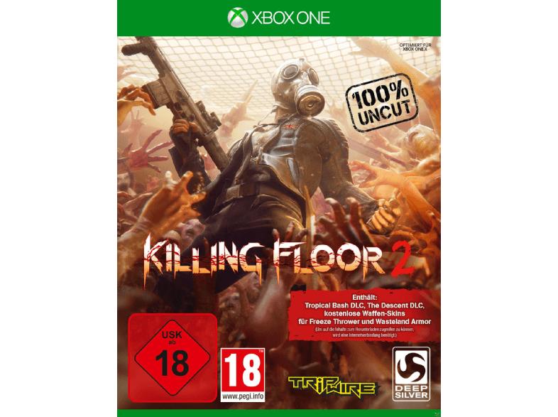 Killing Floor 2 (Xbox One) für 14,99€ (Saturn + Media Markt)