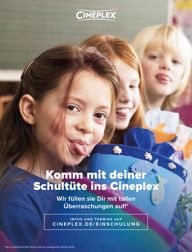 Schultütenaktion 2018 (bundesweit)