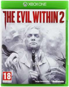 The Evil Within 2 inkl. The Last Chance Pack (Xbox One) für 13,32€ (Amazon FR)