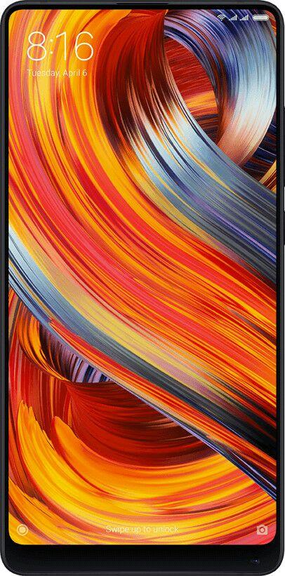 "Smartphone 5.99"" Xiaomi Mi Mix 2 - Full HD+, SnapDragon 835, RAM 6GB, (256GB Version), 4G (B20 und B28) für 343.20€(Gearbest)"