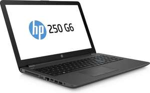 "HP 250 G6 Laptop in aschgrau (15,6"" Full HD, i5-7200U, 8GB Ram, 256GB SSD, Radeon 520)"
