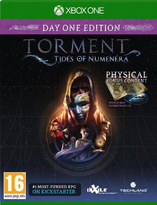 Torment Tides of Numenera Day 1 Edition (Xbox One) für 7,68€ (Shopto)