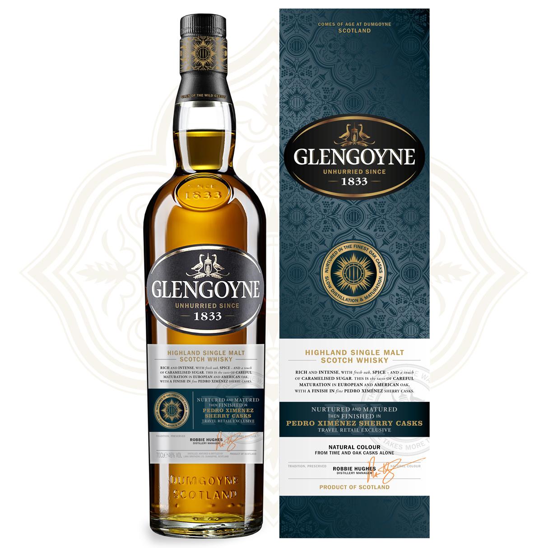 [lokal] Glengoyne PX Cask Whisky zu 52,99 und vieles mehr