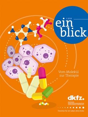 einblick - Zeitschrift des Deutschen Krebsforschungszentrums - kostenloses Abo !