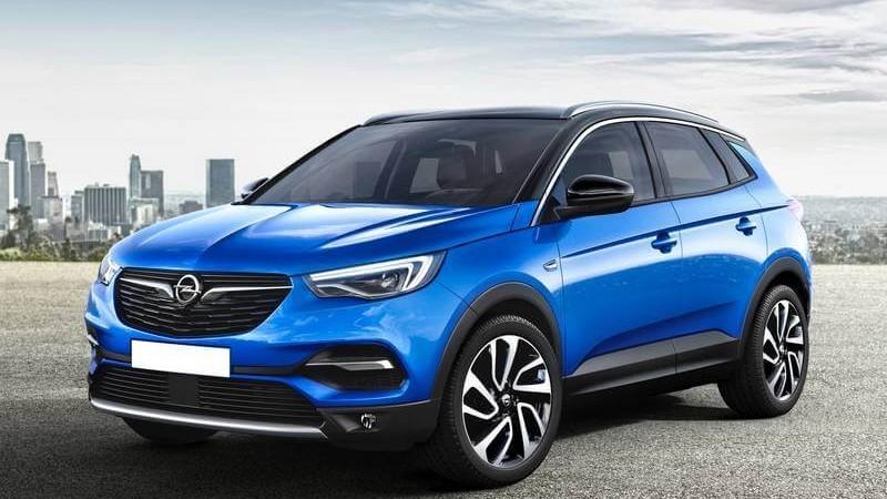Opel Grandland X Edition im Gewerbe Leasing für 129€ / Monat Netto