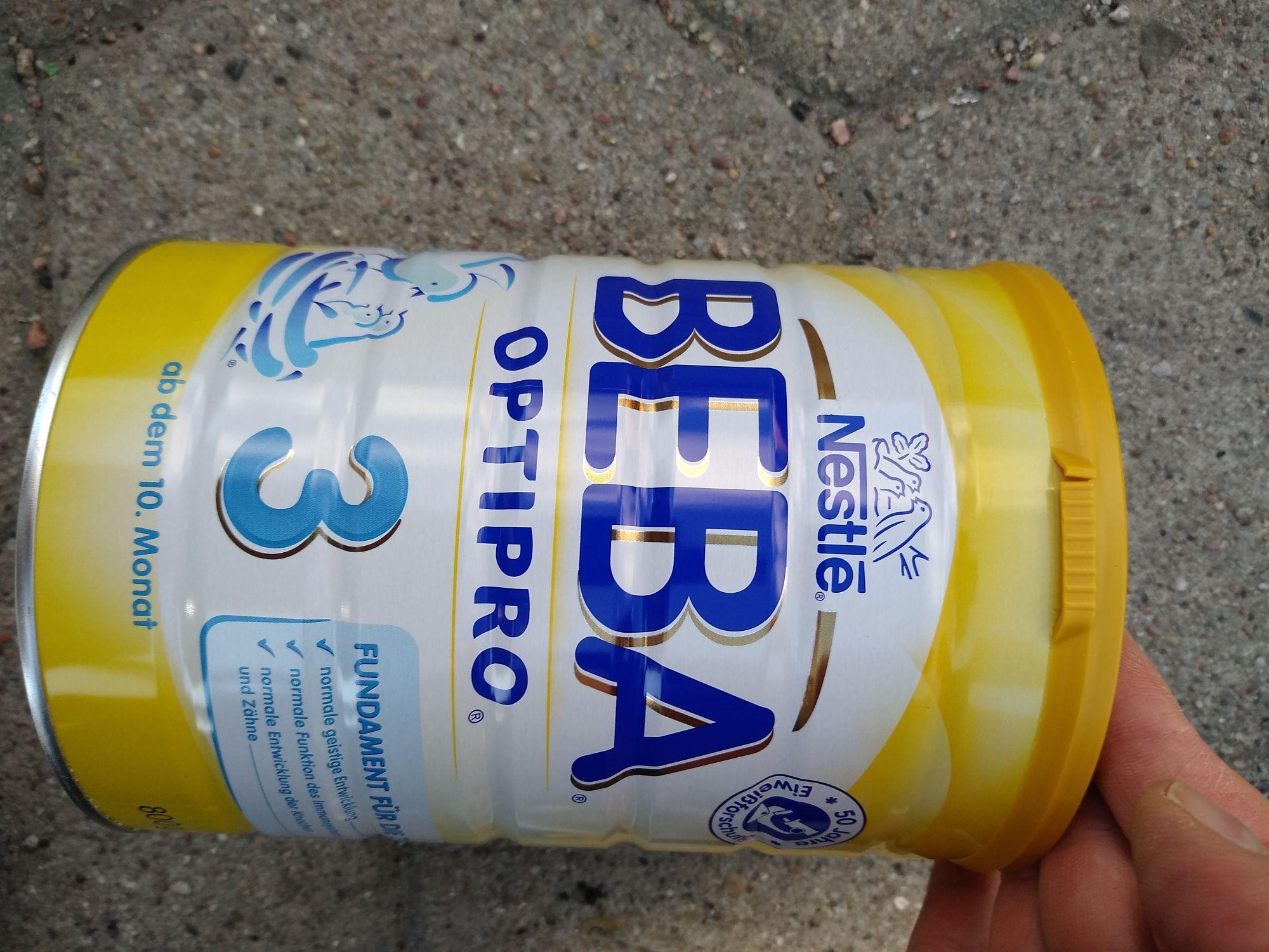 Beba Optipro 2 und 3 bei Rossmann
