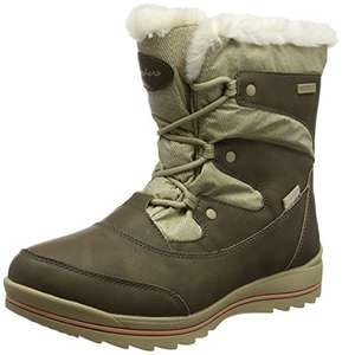( Amazon Prime ) antizyklisch kaufen Gr.36-40 Skechers Damen Colorado Stiefel braun