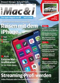Mac & i 2 Ausgaben + Geschenk (10 EUR Amazon Gutschein) für 12,90 EUR