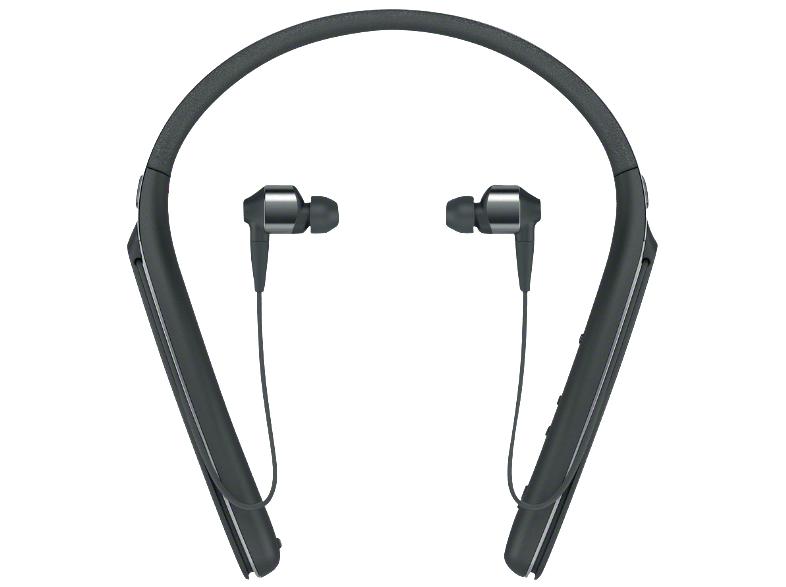 [MediaMarkt CH] SONY WI 1000 X In-ear Hi-Res Kopfhörer (Active Noise Cancelling) Schwarz/Gold