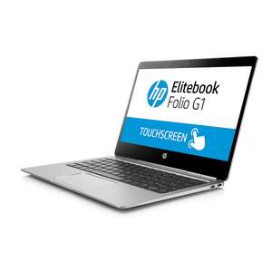[Cyberport] 13-Zoll-Notebook mit UHD-Display: HP Folio G1 (8GB/512 GB SSD, Intel Core m7/lüfterlos, Touch)
