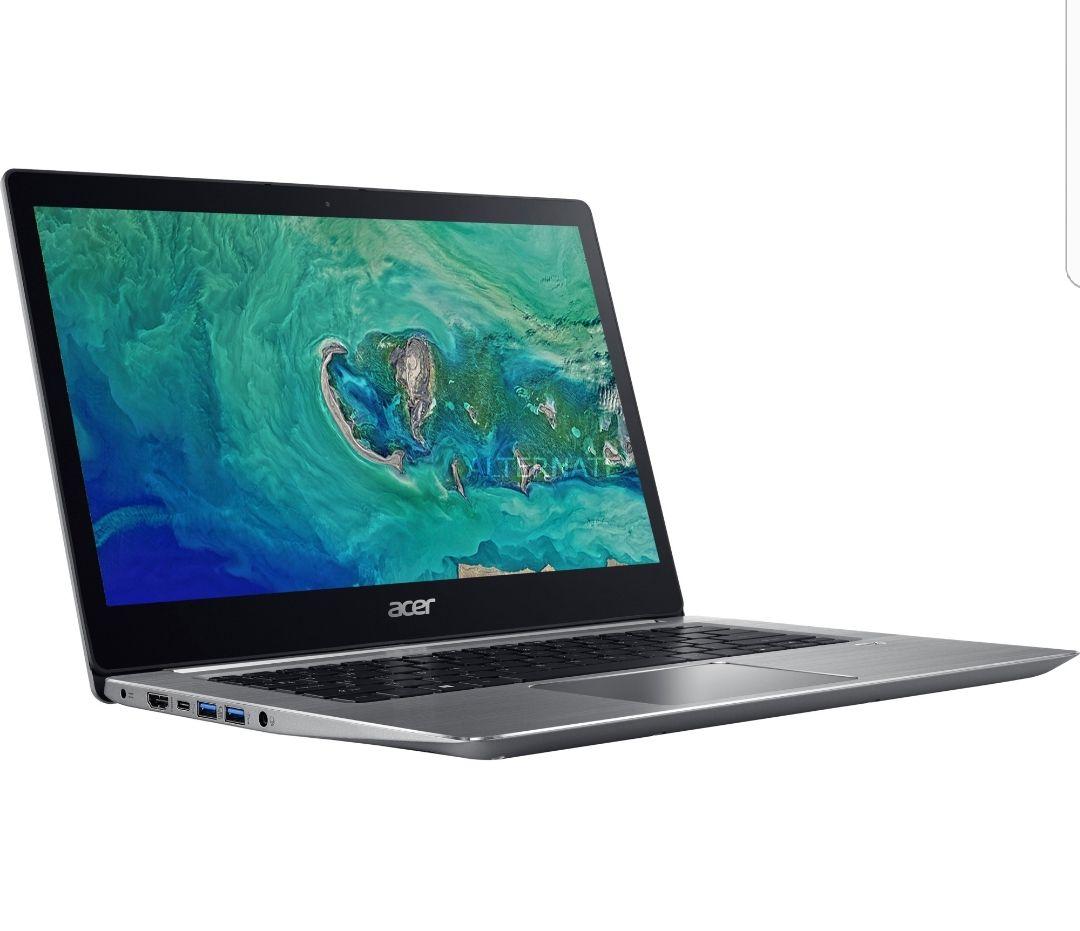 "ACERSWIFT 3 (SF315-51G-50GM) 15.6"" IPS glare, i5-8250U, 8GB RAM, 256GB PCIe SSD, MX150 2GB, bel. Tastatur, Aluminium-Gehäuse, Fingerprint-Reader, Windows 10"