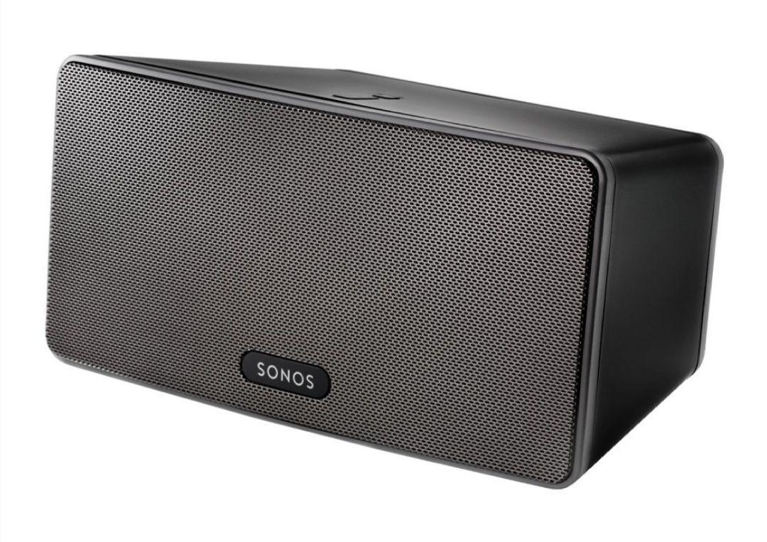 Sonos Play:3 Schwarz für 222,90 Euro inkl. Versand bei Comspot