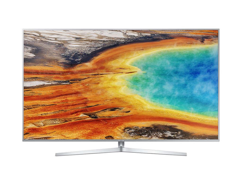Samsung UE75MU8000, 4k, 120 hz, HDR 10bit, Edge LED