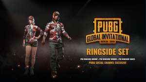 [Steam] PUBG - PGI Ringside Crate Giveaway