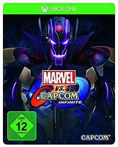 Marvel vs Capcom Infinite - Deluxe Steelbook Edition - [Xbox One] (Amazon Prime)