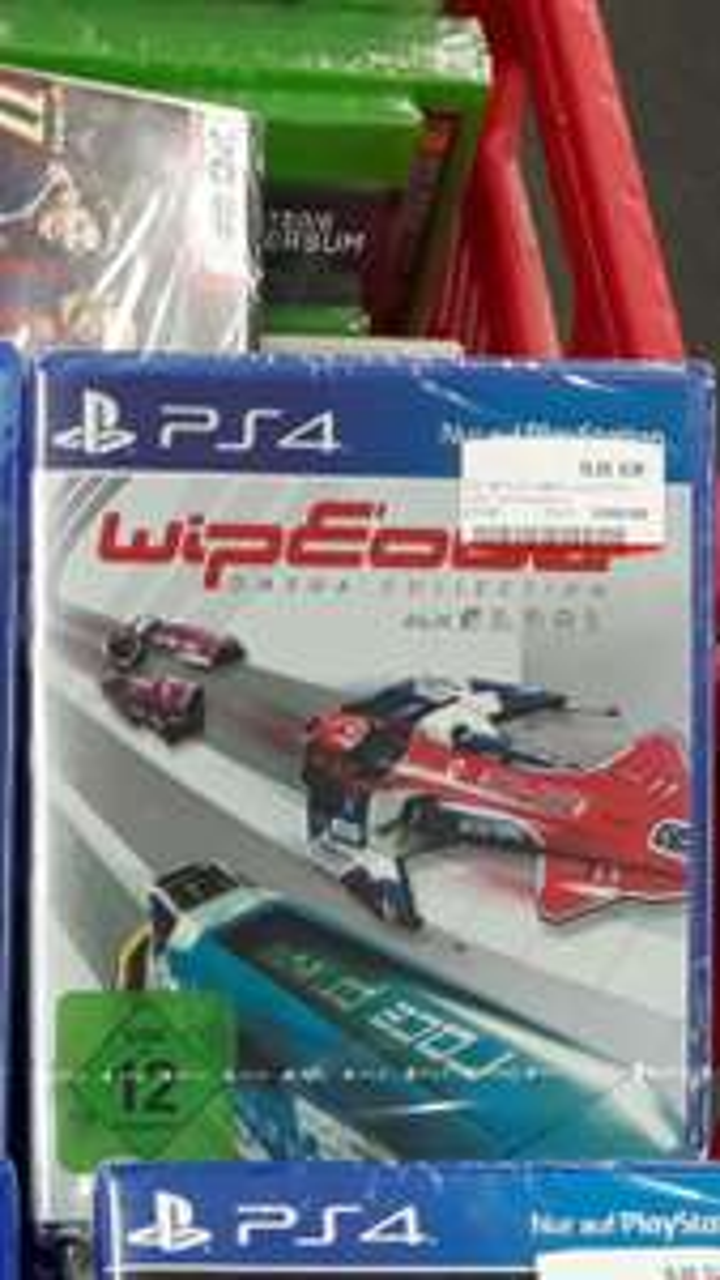 Diverse PS4 Games z.B. Wipeout Omega Collection im MediaMarkt Regensburg